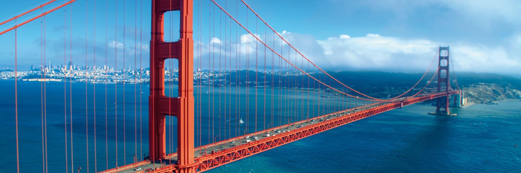 Séjour Immersion en famille aux États-Unis - Etat de Californie