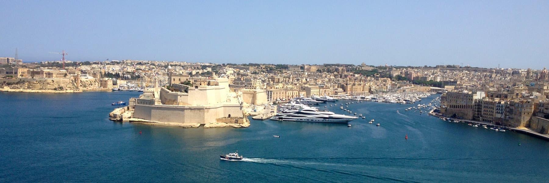 Anglais à Malte