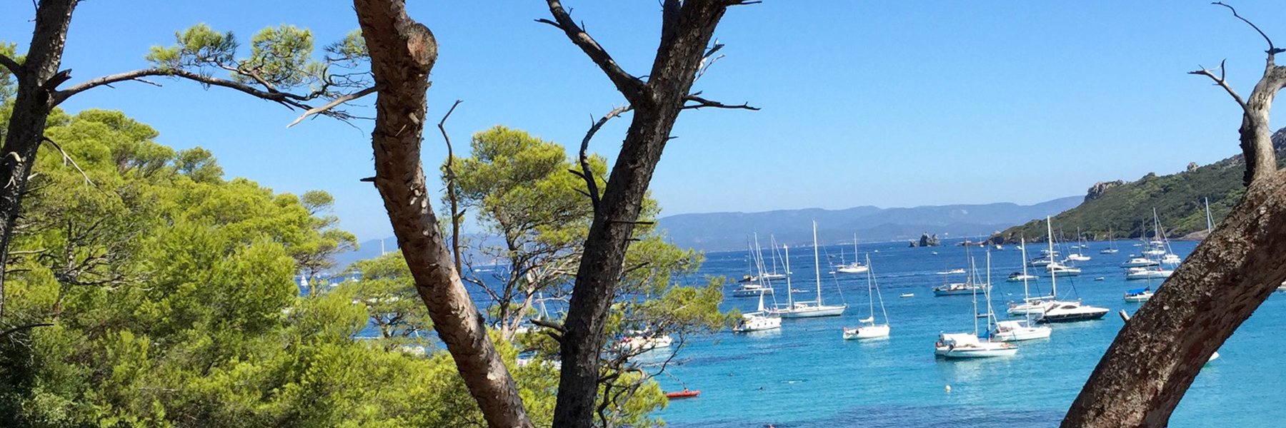 Azur et mer