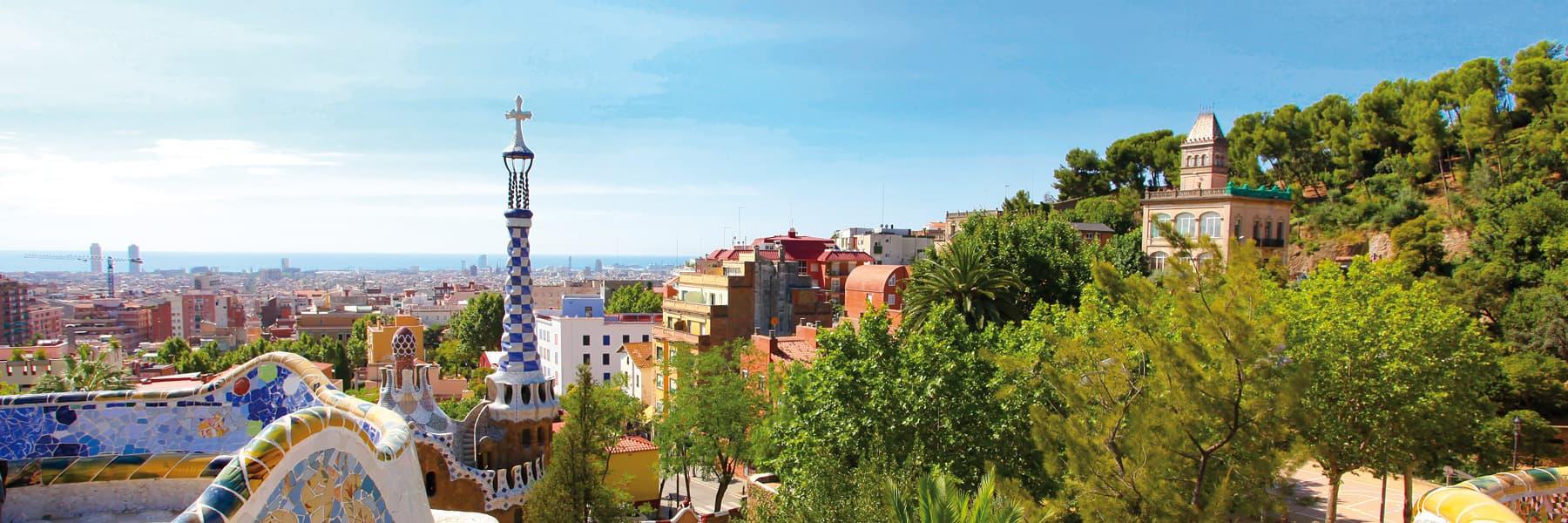 Barcelone et Port Aventura
