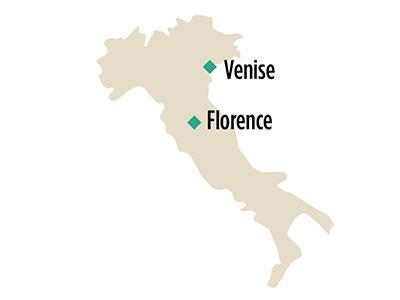 Italie : région de Rimini