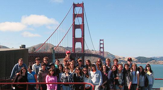 Etats-Unis - Séjour Immersion en famille aux États-Unis - Etat de Californie - Séjour Linguistique en immersion en Famille hôtesse