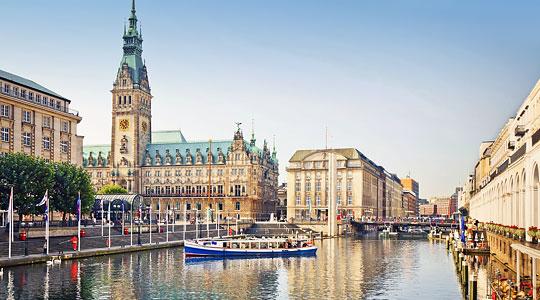 Allemagne - Ecosse - Islande - Croisière Internationale - Séjour Linguistique International