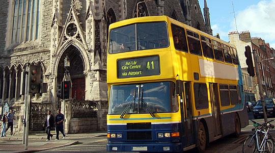Irlande - Dublin - Séjour Linguistique International