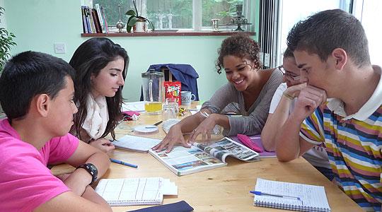 Angleterre - Londres  - Séjour Linguistique en hébergement collectif (Collège, Campus,...)