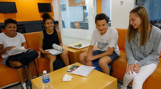 Etats-Unis - Anglais à New York - Séjour Linguistique en hébergement collectif (Collège, Campus,...)
