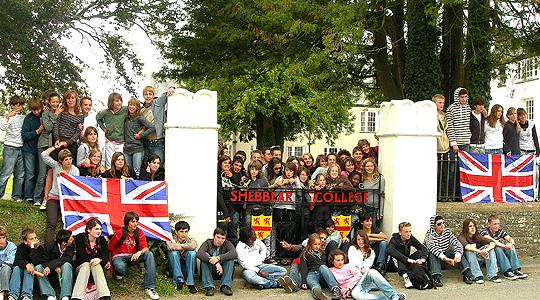 Angleterre - Shebbear - Séjour Linguistique en hébergement collectif (Collège, Campus,...)