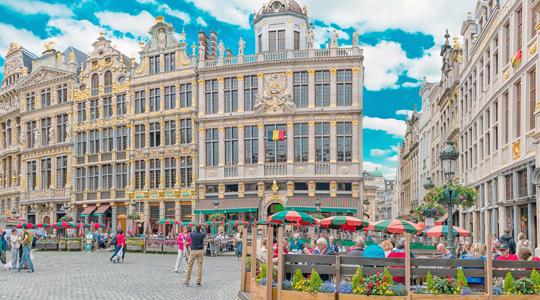 Belgique Pays-Bas - Amsterdam & Bruxelles - Séjour Vacances et Découvertes