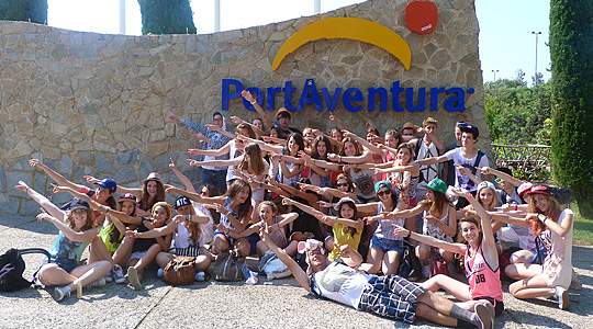 Barcelone Et Port Aventura Jeunes Ou Ados De à Ans Espagne - Sejour port aventura