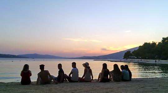 croatie  jeunes ou ados de 12  u00e0 17 ans  croatie