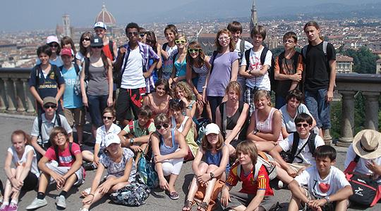 italie   r u00e9gion de rimini  jeunes ou ados de 10  u00e0 17 ans