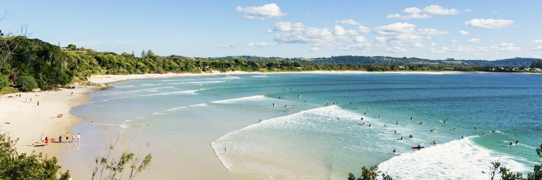 Australie : Anglais & Surf