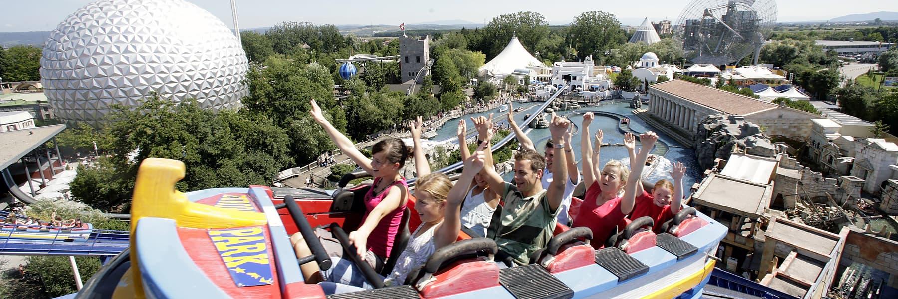 Europa park jeunes ou ados de 12 17 ans allemagne for Sejour europa park