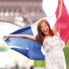 séjours en France